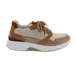 Rollingsoft Sneaker low, Foulard/ Dreamvelour, Muschel kombi. , Wechselfußb. 66.896.55