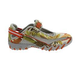 Allrounder Niro Sneaker , Klettverschluss, Dschungel 86/ Open Mesh 8, Grigio Perl