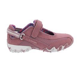 Allrounder Niro, Sneaker, Klettverschluss, C. Suede 49/ JT Mesh 49, Nostalgie Rose / Nostalgie Rose