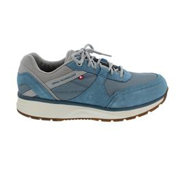 Joya Tony II Sneaker, Light Blue, Velour Leather, Textile, Air-Sohle 211spo