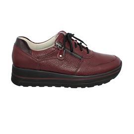 Waldläufer H-Lana Sneaker, 2xHirsch Taipei, brunello, Weite H 758009-301-053