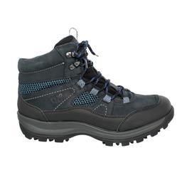 Waldläufer Holly Bootie, Waldläufer-Tex, Gummi/Denver/ Sportnet, schwarz/notte, Weite H 471974-501-954