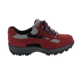 Waldläufer Holly Sneaker, Waldläufer-Tex, 3xDenver/Torrix, rubin/schwarz/silber, Weite H 471240-494-612