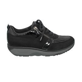 Waldläufer H-Sonja, Dynamic-Sohle, Sneaker, OrthoTritt, schwarz, Weite H 999H03-316-001