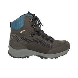 Waldläufer H-Emma,  Outdoor-/Wanderstiefel, Nubuk / Torrix, carbon / notte, Weite H 949977-400-052