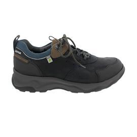 Waldläufer H-Max, Outdoor-Halbschuh (Tex), Gummi Crazy-H. Tor., schwarz / blau, Weite H 718950-500-194