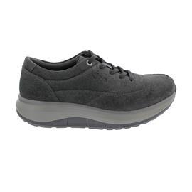 Joya Venice Dark Grey, Full-Grain Leather / Textile, Wave-Sohle Kategorie Emotion 901cas