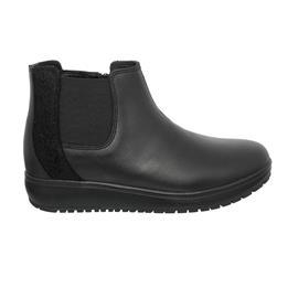Joya London II Black Boot, Full-Grain Leather / Velour Leather, Air-Sohle, Kategorie Emotion 915boo