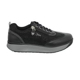 Joya Laura Black II, Sneaker, Full Grain Leather / Velour Leather, Kategorie Emotion, 904cas