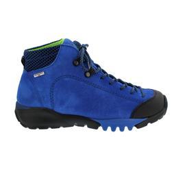 Waldläufer H-Amiata Bootie, Gummi Velour-F. Sport Net, blau mare, Weite H 787970-300-198