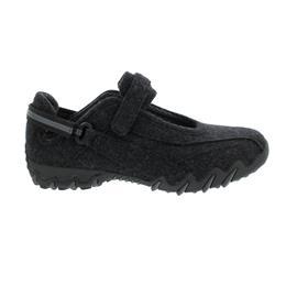 Allrounder Niro Sneaker-Klett, Seamed Felt 84, Black, Allrounder-Technologie, N819