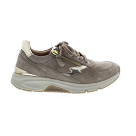 Rollingsoft Sneaker low, Dreamvel/SpecchioHT, desert (gold), Wechselfußbett 76.898.32