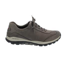 Rollingsoft Sneaker Low, Nubuk Oil, fango, Wechselfußbett 06.965.32