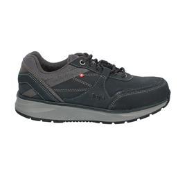 Joya Tony II Sneaker, Blue / Grey, Nubuck Leather, Textile, Air-Sohle 222spo