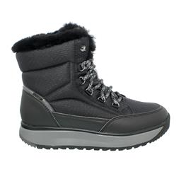 Joya Tiffany STX Black Stiefel, SympaTex, Textile / Microfiber / Fur, Senso-Sohle, 907boo