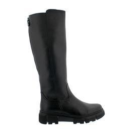 Gabor Stiefel, Foulard/Danka El(Micro), schwarz, Reißverschluss, Wechselfußbett. 71.739.27