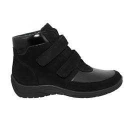 Waldläufer OrthoTritt, Bootie-Klett, Denver Toledostr. Taipei, schwarz, 312H81-311-001