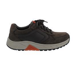 Rollingsoft Sneaker low, Nubuk/Nylon Mesh, mocca, Wechselfußbett, PG 8002.10.04