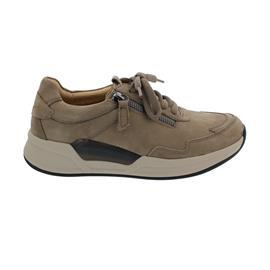 Rollingsoft Sneaker low, Nubuk, muskat, Wechselfußbett 76.958.40