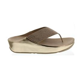 FitFlop Crystall, Zehensteg, Rose Gold B36-323
