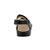 Finn Comfort Rialto, Herrensandale, schwarz, Bison (Glattled.) 1523-055099
