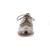 Gabor - Comfort Florenz, Samt/CosmoLack/Pe, light nude, Weite G 62.558.34