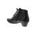 Gabor Stiefelette, Sportylamm (Micro), schwarz, Best-Fitting, Hovercraft-Sohle 75.635.27