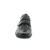 Waldläufer Henni, Pro-Aktiv Fussbett, Ninja (Lackleder), stahl (grau), Weite H 496013-155-006