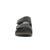Berkemann Finja, anthrazit Perlato / Stretch schwarz, Wechselfußbett, Weite E-H 1021-658