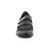Semler Birgit, Halbschuh, K-Lack/Samt-Chevro, pepper (grau), Vario-Fussbett, Weite H B6015-511-007