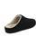 FitFlop Chrissie Sherling, Black, Suede, Slipper, Schurwollfutter N28-001