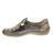 Waldläufer Henni, Klettverschluss, Marakesch (Metallicleder), sand, Weite H 496510-125-090