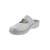 Berkemann Heliane, silber, Perlato / Stretch, Wechselfußbett, Weite G-I 3457-146