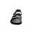 Waldläufer Gunna, Denver / Taipei (Nubuk / Lack), schwarz, Weite G, Pro-Aktiv-Fussbett 204501