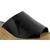 Högl Plateau-Pantolette, Wetlack-Leder, schwarz 103275-0100