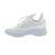 Högl Sneaker, Premiumsheep-Leder, weiss 105310-0200