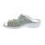 Waldläufer Heria, Pantolette, Florat Bufa (bedr. Nubuk), offwhite / silber, Weite H 408514-294-893