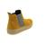 Gabor Chelsea Boot, Dreamvelour (Micro), herbst/beige  (natur),Wechselfußbett, Best-Fitting 53.731.30