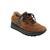 Waldläufer H-Lana Sneaker, Velour Giraffestr. Supreme, Ortho- Tritt, cognac, Weite H 758H02-400-260