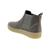 Gabor Chelsea Boot, Dreamvelour (Micro), wallaby / beige (natur),Wechselfußbett, Best-Fitting 53.731.12
