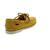 Sebago Docksides, Velour Leather, Yellow Mustard, Men 7111PTW-XQ9
