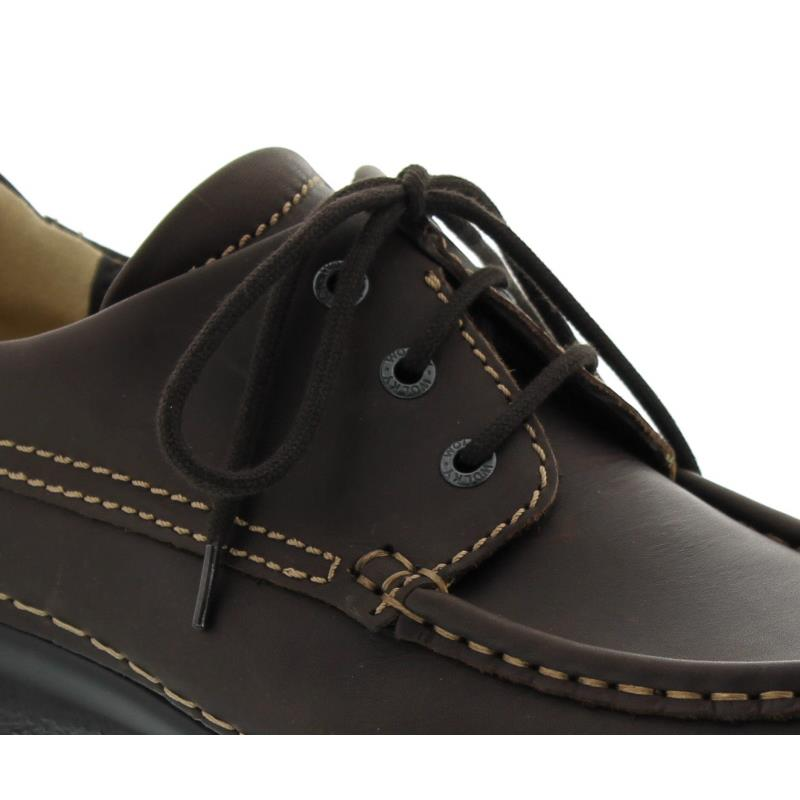 Wolky Roll-Shoe Men, Oiled leather, Brown 0920150-300