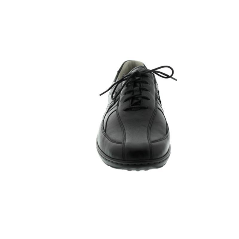 Waldläufer Henni, Pigalle Memphis (Glattll.),schwarz, Weite H 496000-244-001