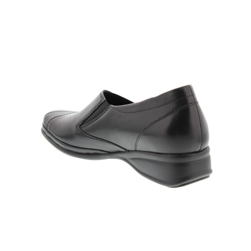 semler ria slipper schwarz weite h schuh vormbrock. Black Bedroom Furniture Sets. Home Design Ideas