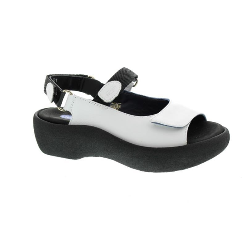 Wolky Comfort Sandalen Jewel - 30100 weiss leder - 42 MdgURLfNMb