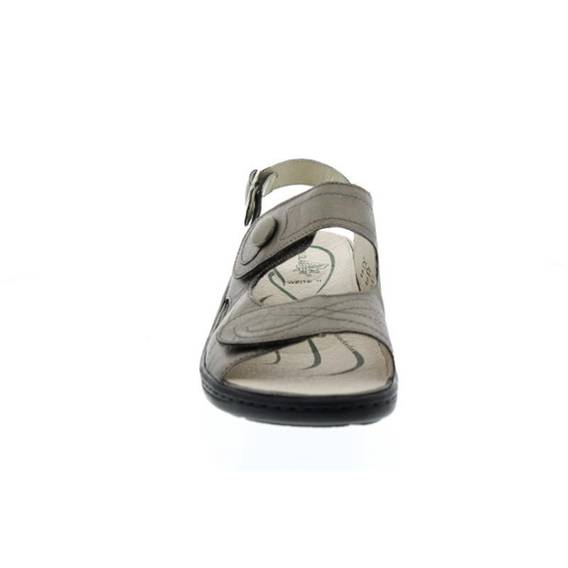 Waldläufer Heria, Sandale, Marakesch bronce, Weite H, 408004-125-212