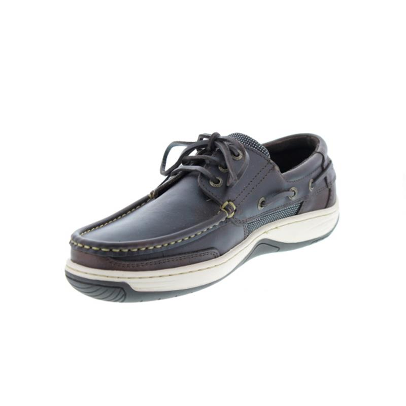 Dubarry Regatta, Dry Fast-Dry Soft Glattleder, Old Rum 3869-15