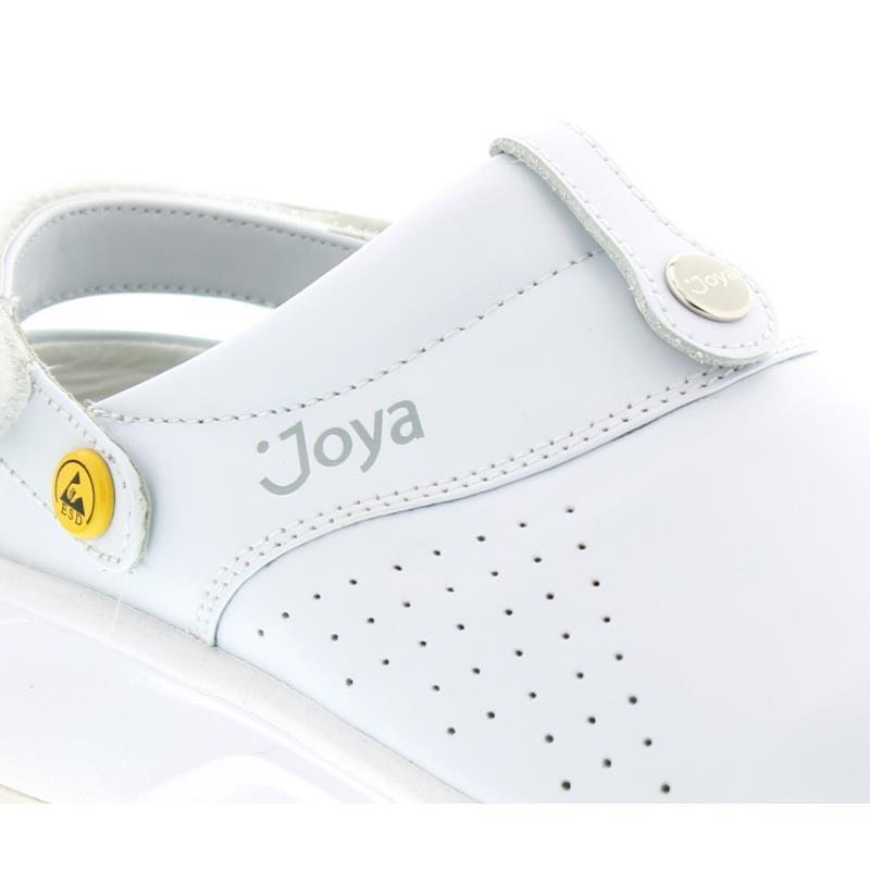 Joya IQ ESD W White Damen, Clog 549sli