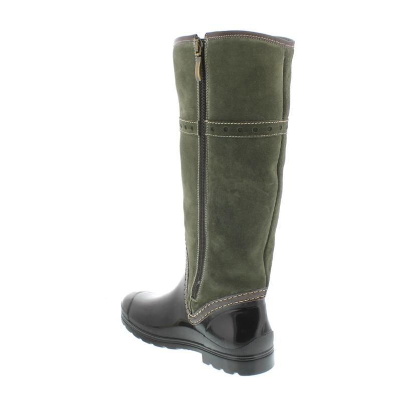 Galizio Torresi Stiefel 380446-12573 dk. Olive