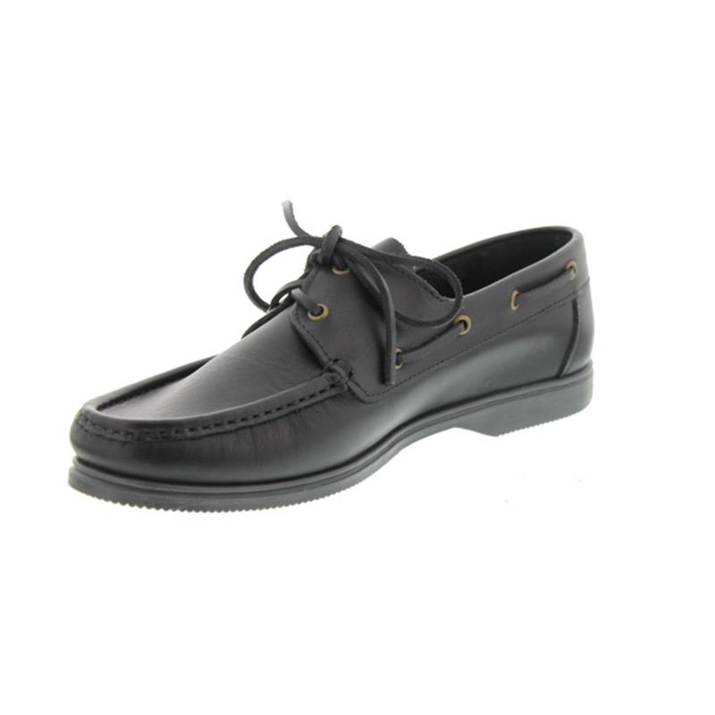 Dubarry Admirals, Black, Glattleder 3331-01